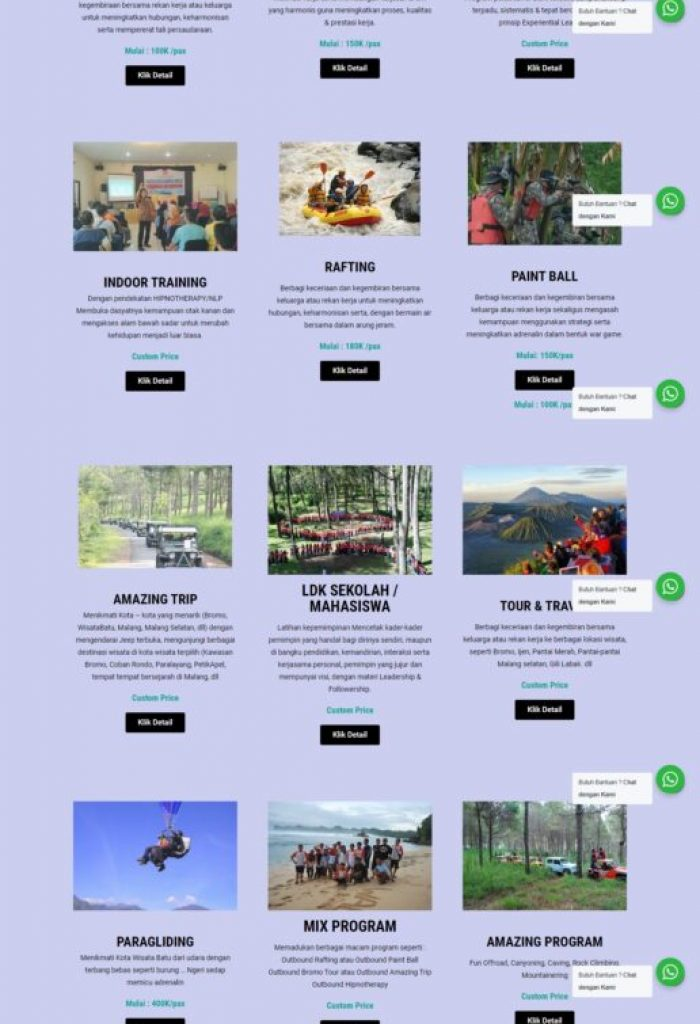 oasis outbound malang